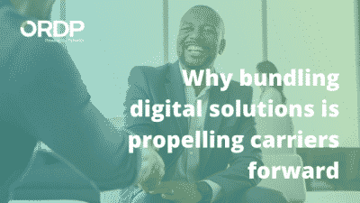 Why bundling digital solutions is propelling carriers forward