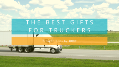 The Best Gifts for Truckers